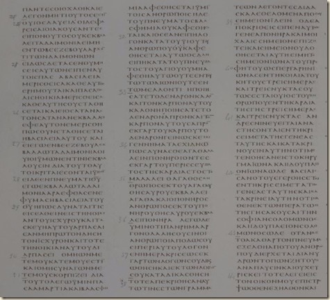 Codex vaticano