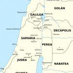 Errores geográficos neotestamentarios: los autores no conocían la zona y se basaron en traducciones griegas